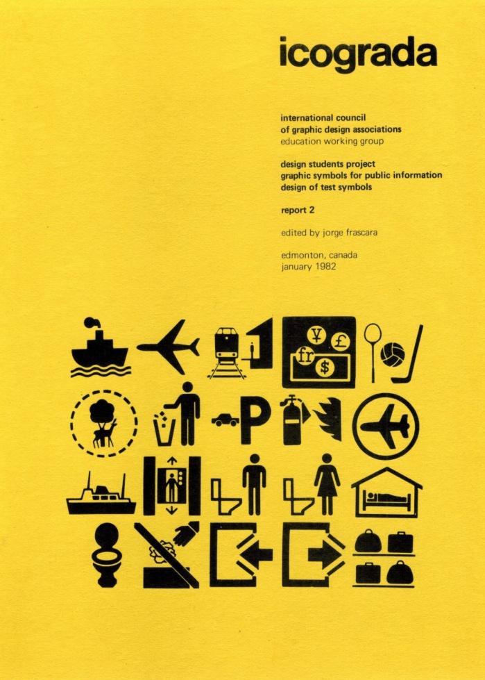 Graphic symbols for public information (report 2)