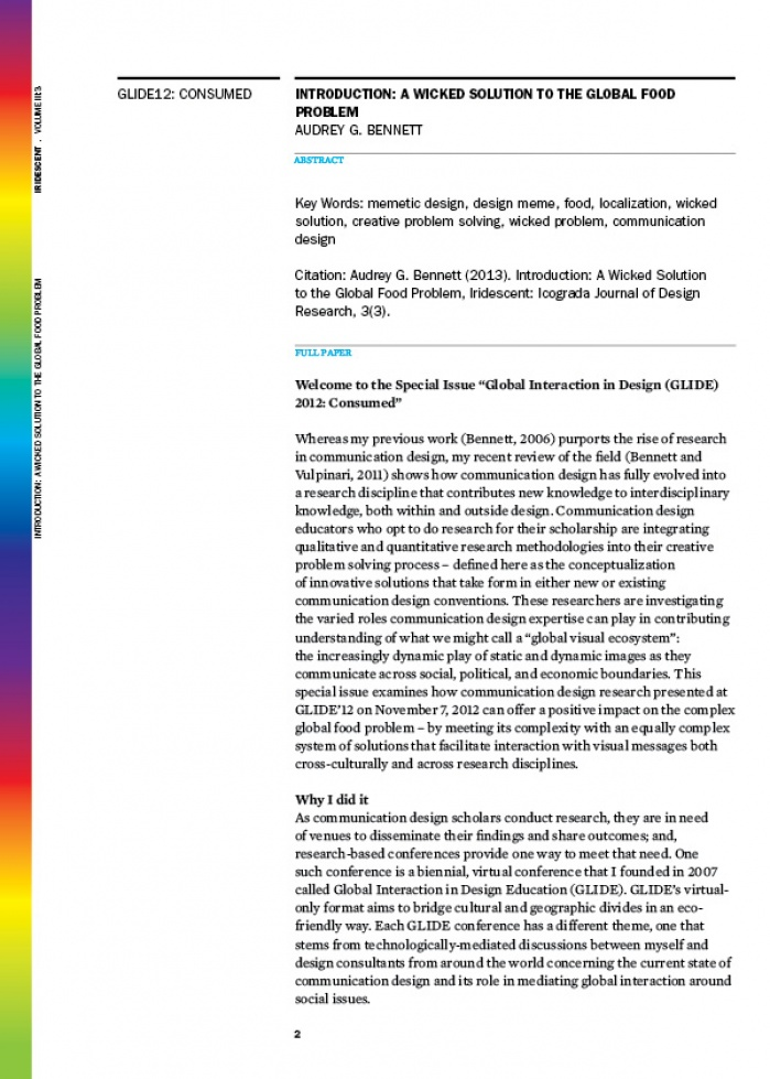 iridescent vol. 2 issue 3