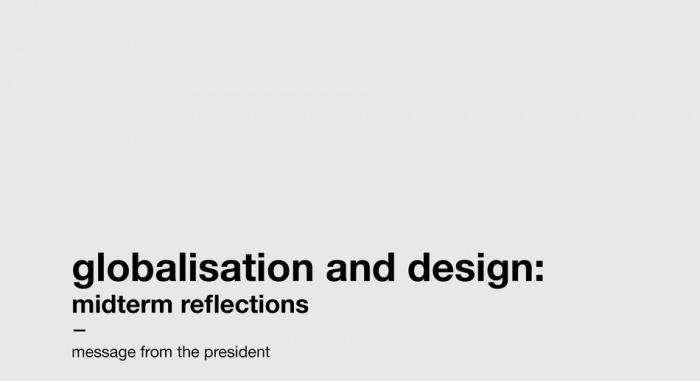 Message from ico-D President, David Grossman