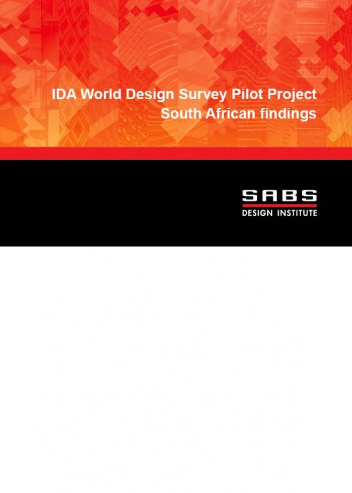 World Design Survey South Africa 2008