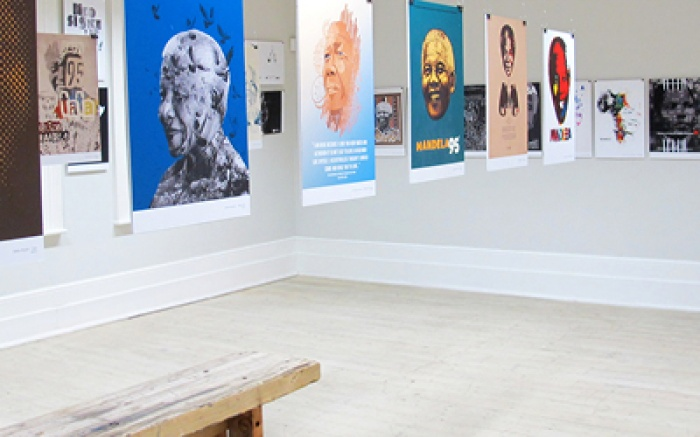 What began as a call-out for 95 posters led to a mass of submissions from all over the world - designs that pay tribute to Nelson Mandela's vision of what constitutes freedom, reconciliation, appreciation of cultural diversity, justice and equality.