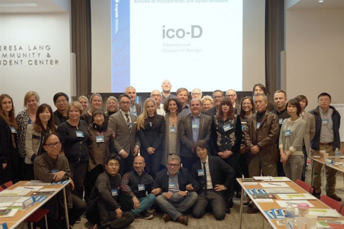 After serving the international design community for more than half a century, Icograda has formally changed its name to better reflect its mission and activities and is now ico-D, the International Council of Design.