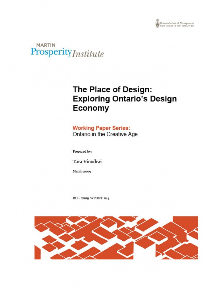 World Design Survey Canada 2009