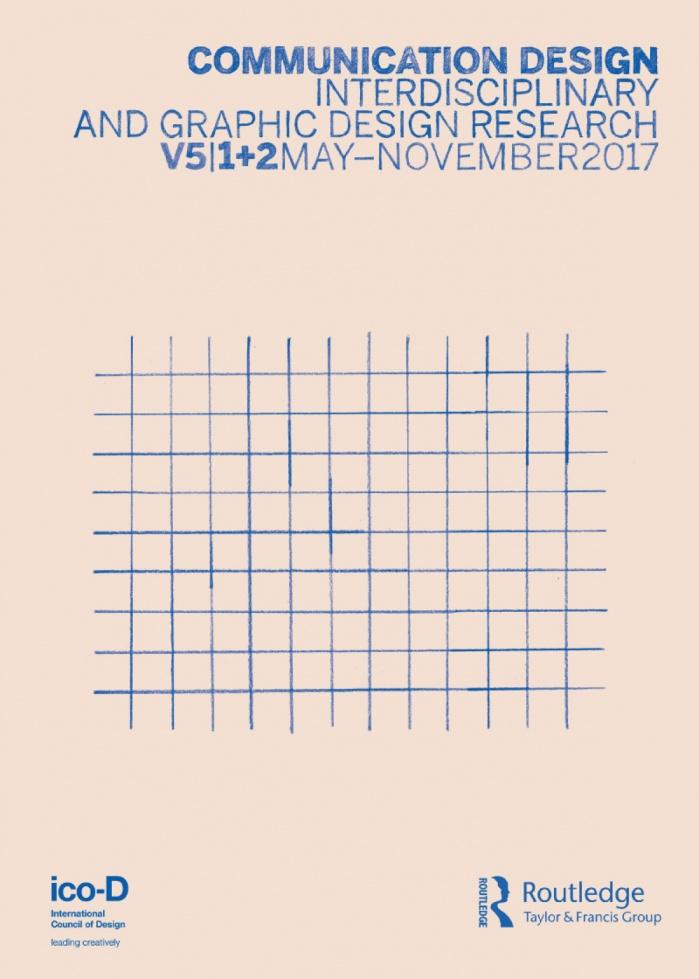 communication design [journal] vol. 5 issues 1–2