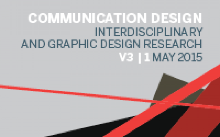 This feature recaps the flash narrative created for the recent launch of the first issue of Communication Design, Interdisciplinary and Graphic Design Research 3(1) and takes a more in-depth look at the new leading research it comprises.